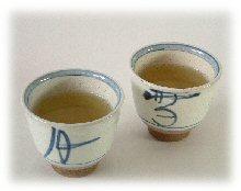 無農薬 おいしいお茶は 釜炒り茶